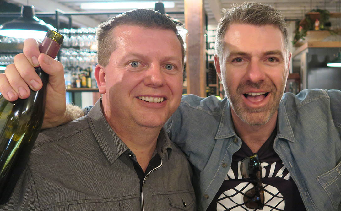 Q&A with Drew Lambert of The Wine Wankers | Wine & Spirit Education Trust