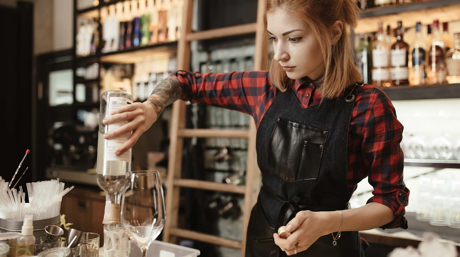 So you want to be a bartender | Wine & Spirit Education Trust