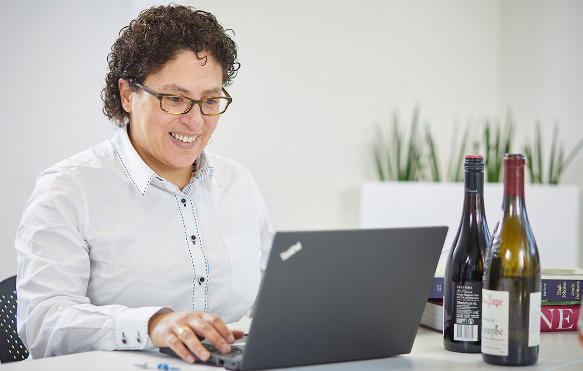 WSET Online Learning Course