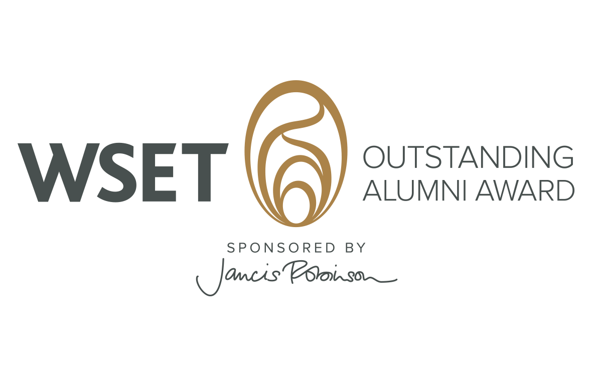 WSET Outstanding Alumni Award, sponsored by Jancis Robinson