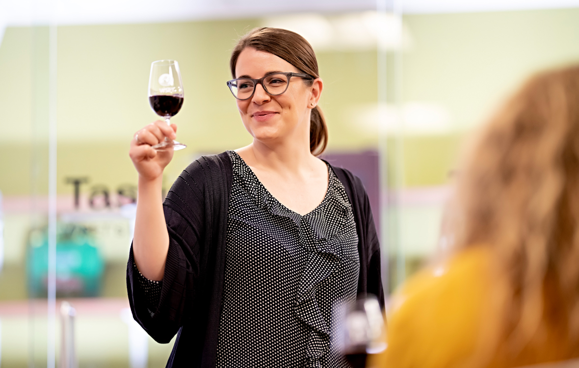 Lydia Harrison MW | Wine & Spirit Education Trust