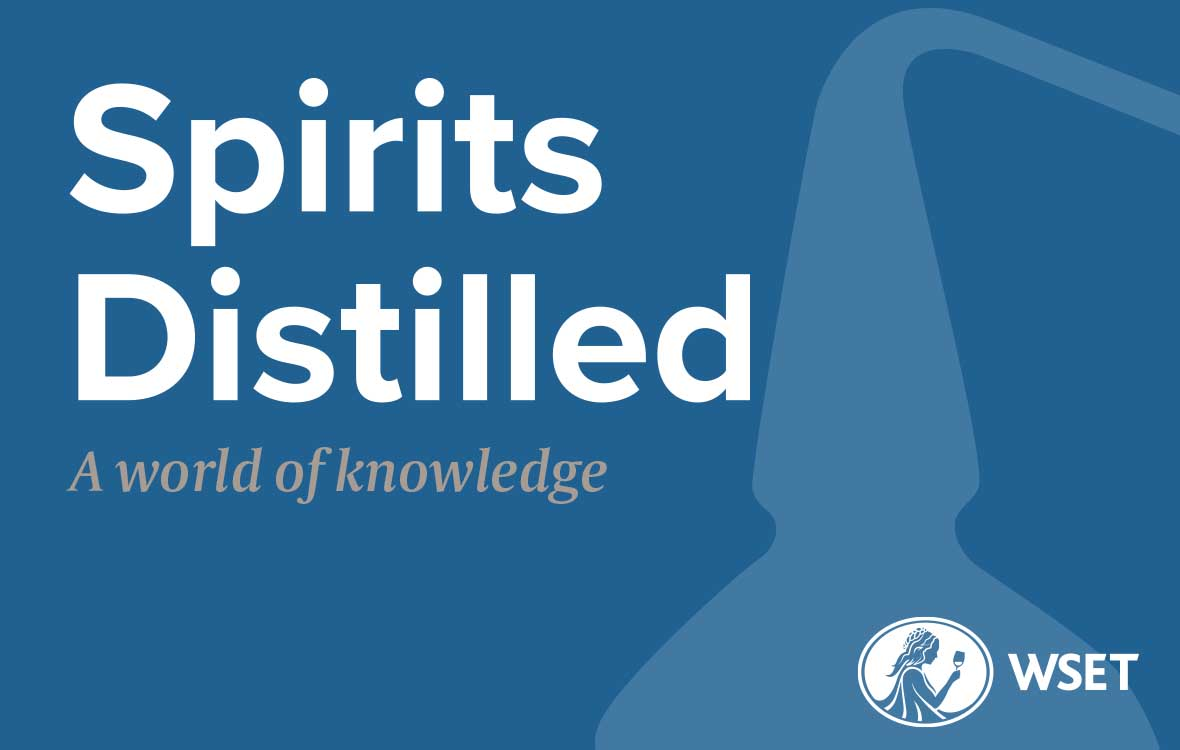Spirits Distilled, a podcast from WSET